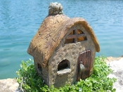Our Original Fairy House For Miniature Gardens