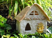Berkeley's Cottage for Fairy Gardens