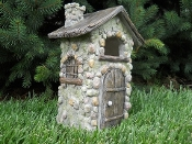 Katie's Cottage Fairy House