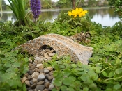 Stone Bridge for Miniature Fairy Gardens