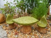 Green Leaf Bistro Set (3 Pcs)