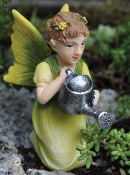 "Lori the Watering Fairy for Miniature Gardens ( Taller 4"")"
