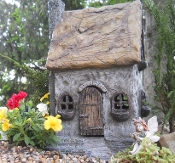 Hawthorn House for Fairy Gardens