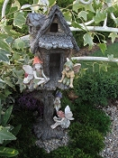 Tree House For Fairy Gardens (Fairies Not Included)