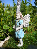 Gloria The Fairy For Miniature Gardens
