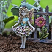 Eden the Fairy For Miniature Fairy Gardens