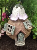 Gourd House for Miniature Fairy Gardens