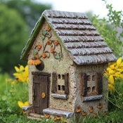 Sunflower Farms Home for Miniature Fairy Gardens