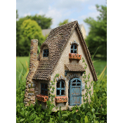 Fairview Manor for Miniature Fairy Gardens