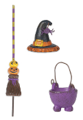 Mini Witch Accessories Set of 3