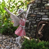 Lexi, the Gleeful Fairy