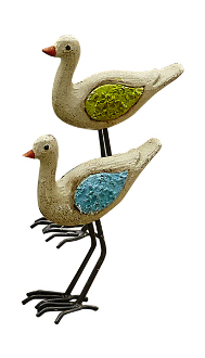 Sale - Shore Birds For Your Fairy Garden