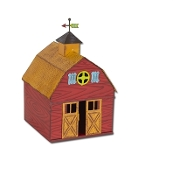 Sale - Barn by Gypsy Garden for Miniature Fairy Gardening
