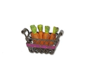 Sale - Carrot Basket by Gypsy Garden for Miniature Fairy