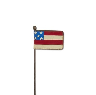 Americana Flag by Gypsy Garden for Miniature Fairy Gardening