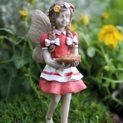 Alice The Fairy Fairy For Miniature Fairy Gardens