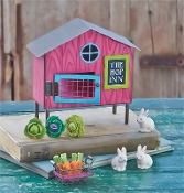 ... Bunny Farm Life Fairy Garden Gift Set Kit