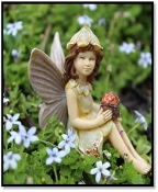 Daffodil The Fairy For Miniature Fairy Gardens