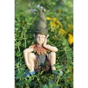 Eldon the Elf  for Miniature Fairy Gardens