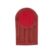 Sale - Hanging Fairy Door for Merriment Miniature Fairy