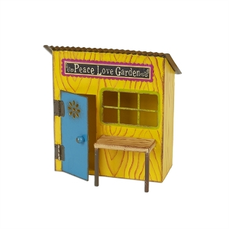 Shed for Potting or Fun for Miniature Fairy Gardens