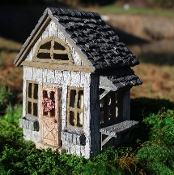 Willow Ridge Fairy Garden House