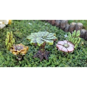 Blossom Bistro for Fairy Miniature Gardens
