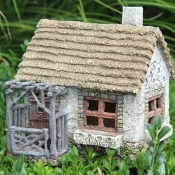 Dreamwood Estate for Miniature Fairy Gardens
