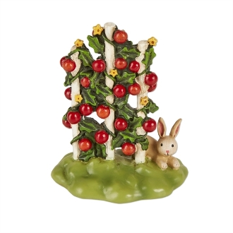 Tomato Garden with Bunny for Merriment Mini Fairy Gardening