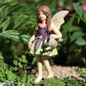 Emma the Fairy For Miniature Fairy Gardens