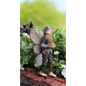 Shawn the Fairy For Miniature Fairy Gardens