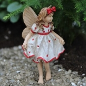 Janie the Fairy For Miniature Fairy Gardens