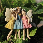 Sharing Secrets Fairies For Miniature Fairy Gardens