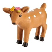 Sweet Fawn For Gypsy Fairy Gardens