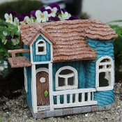 The Concord Fairy House for Miniature Fairy Gardens