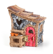 Shingleton Fairy Shed for Miniature Fairy Gardening