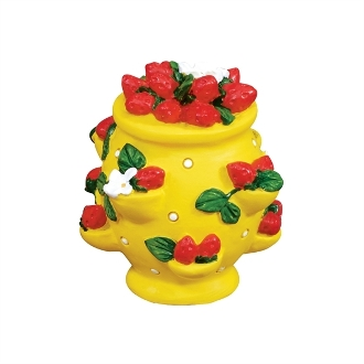 Strawberry Pot for Merriment Mini Fairy Gardening
