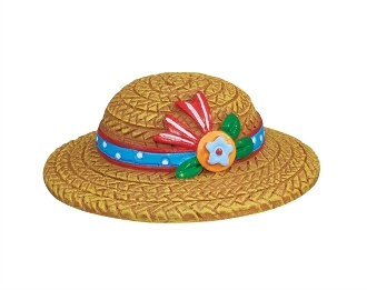 Sun Hat for Merriment Mini Fairy Gardening