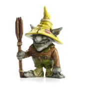 Emile the Troll for Miniature Fairy Gardens