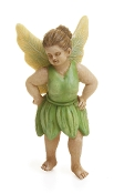 voluptuous and Sassy Fairy for Miniature Fairy Gardening