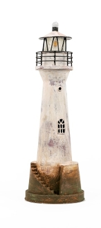 Lighthouse for Miniature Fairy Gardening