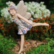 Payton Fairy for Miniature Fairy Gardens