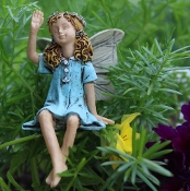 Penelope Fairy for Miniature Fairy Gardens