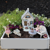 Let's Build It Fairy Garden Kit * SUPER SALE KIT - Free Shipping