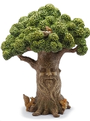 "Wise Old Tree 12"" for Miniature Fairy Gardens"