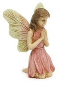 Praying Fairy for Miniature Fairy Gardens